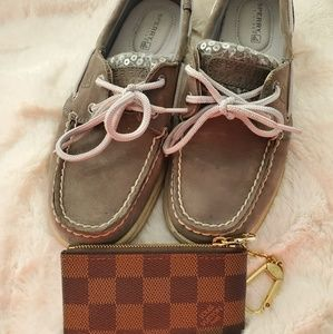 Silver Sperry Flats